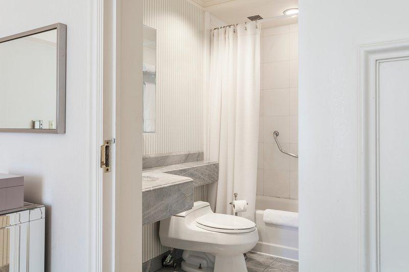 Lussuoso appartamento con due camere da letto nel Central Park South