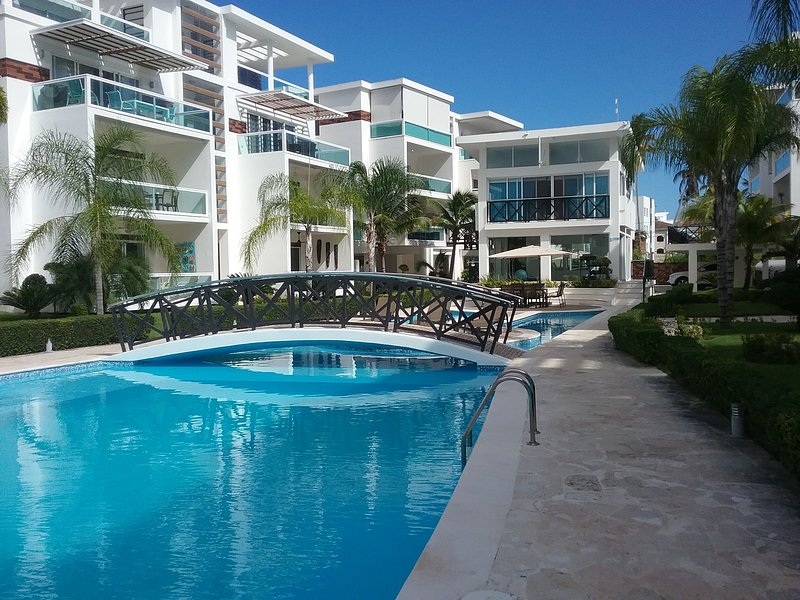 Dream Vacation Rentals, Costa Hermosa, Punta Cana, Dominican Republic., vacation rental in Bavaro