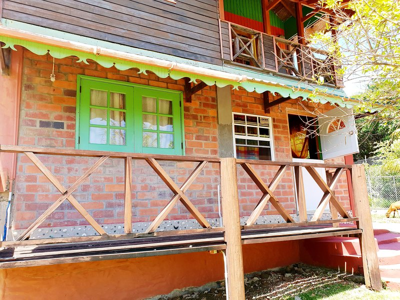 Balkon aan de voorzijde
