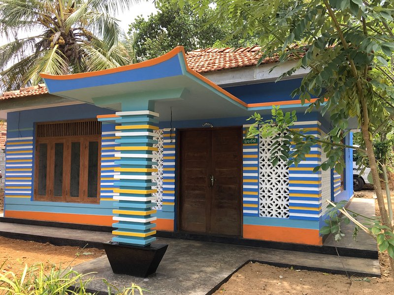 Golden Pearl House, vakantiewoning in Tangalle
