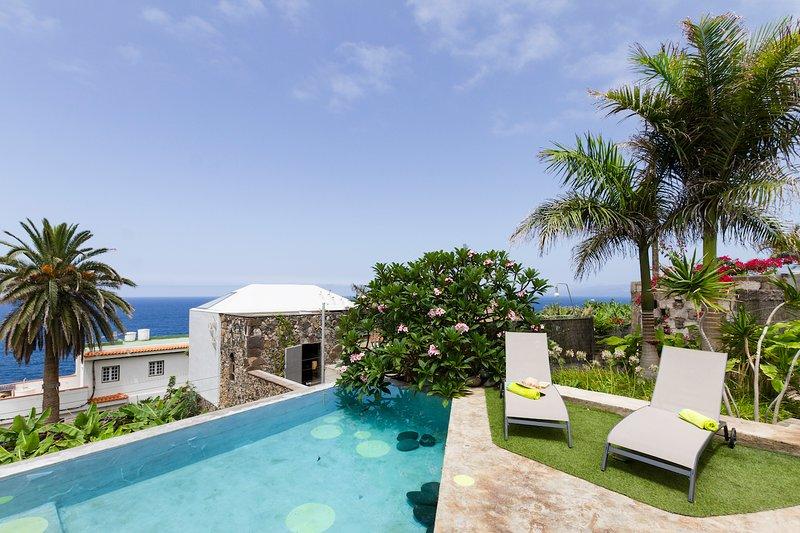 Villa Pardela - EL SUSURRO ECOLIVING, vacation rental in La Guancha