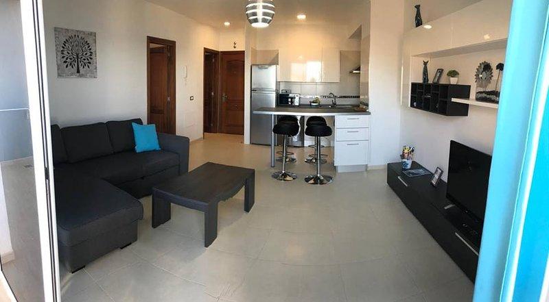 Apartamento en Armonía Park Bajamar, Tenerife, holiday rental in Tejina