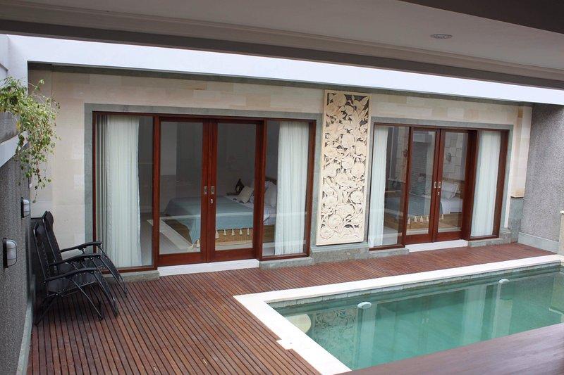 Terindah Rose Villa, alquiler de vacaciones en Tibubeneng