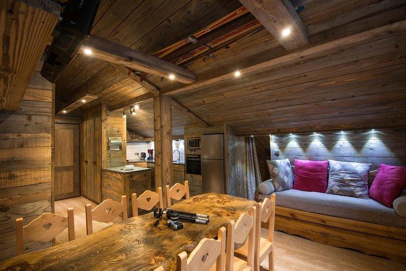 L10. Appartement duplex premium 8p 65m² calme, holiday rental in Wildenstein