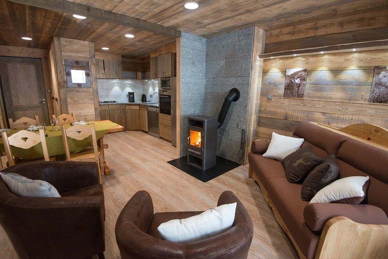 G2. Appartement Premium 3/5p, 42m² 1ch, terrasse,, vacation rental in Wildenstein