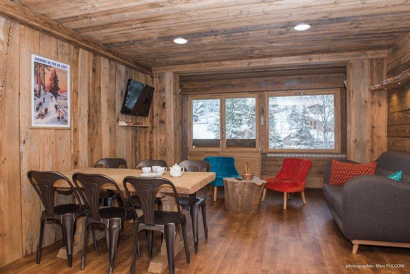 M18. Appartement Premium 3/4 p 2 chambres 52m², holiday rental in Wildenstein