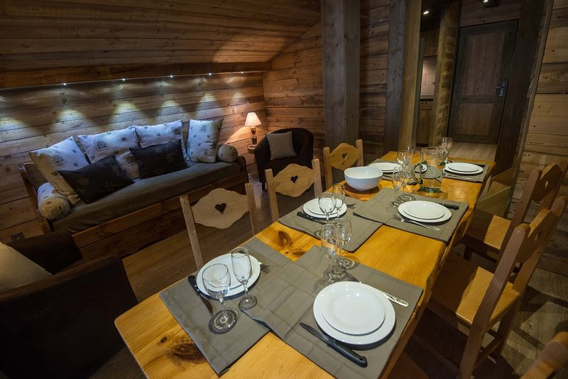 K9. Appartement duplex premium 6p 60m² balcon, holiday rental in Wildenstein