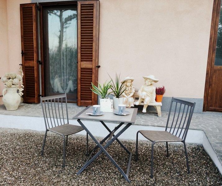 La Lumachella, casa vacanza a Lubriano