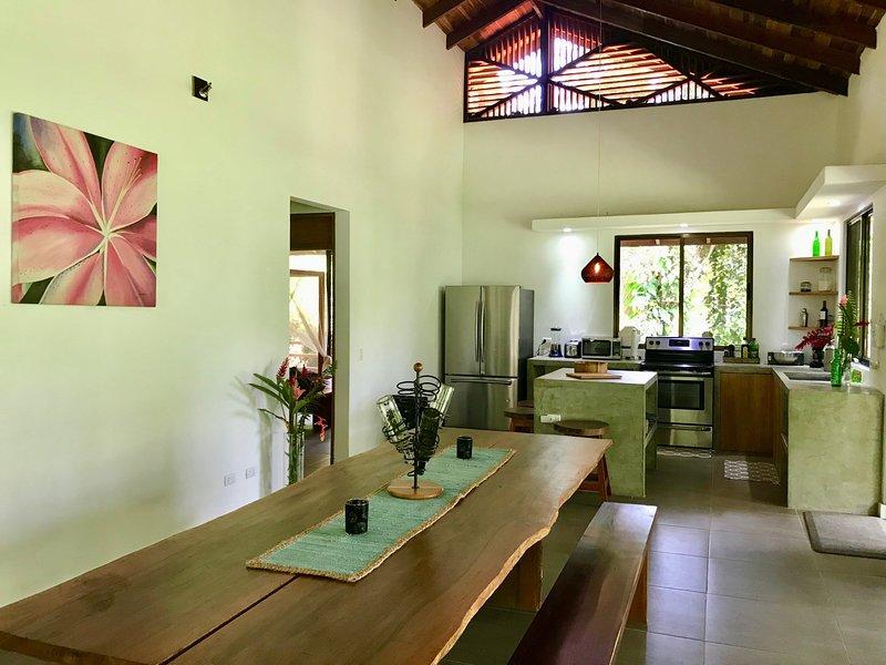 Selva del Mar - Modern House in Punta Uva, holiday rental in Punta Uva