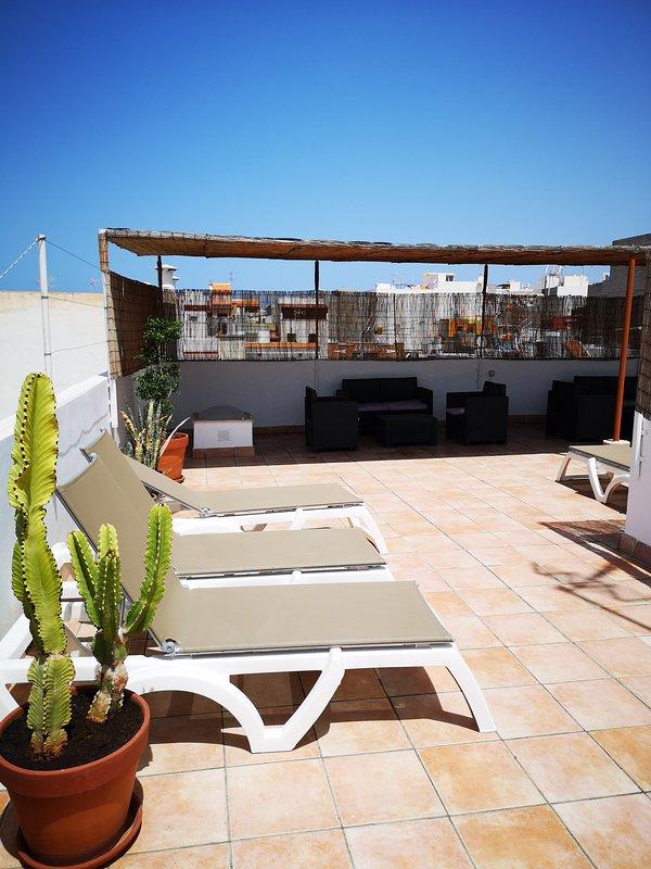 Apartamento Albatros en Playa de San Juan, Tenerife, vacation rental in Guia de Isora