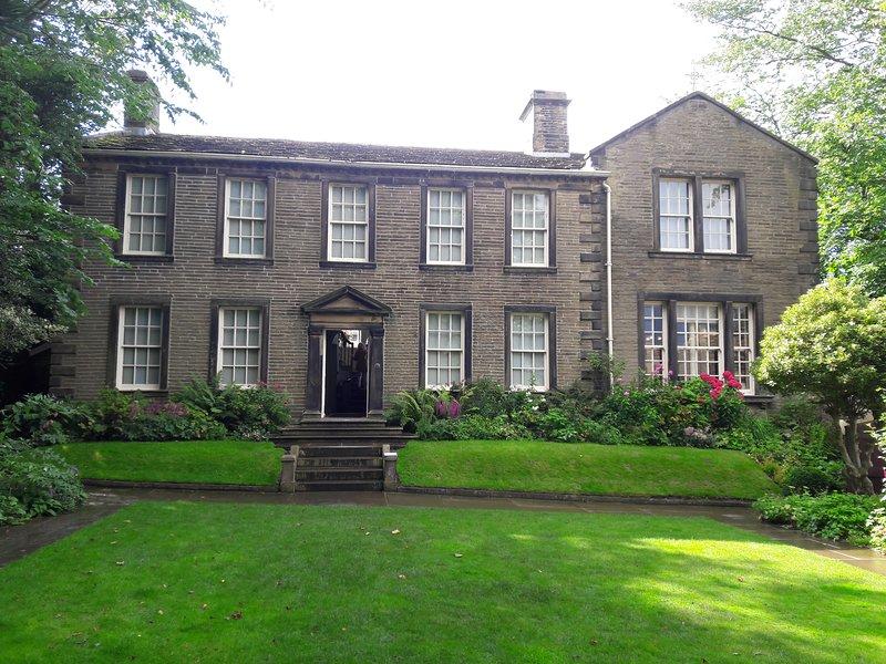 The Bronte Parsonage Museum, Haworth.