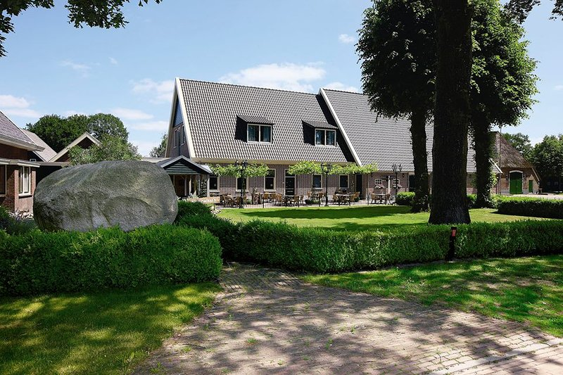 Groepsaccommodatie de Zwerfkei, holiday rental in Drenthe Province