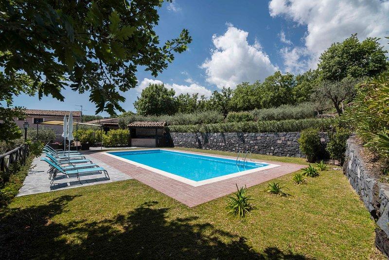 Seacily Etna House, location de vacances à Piedimonte Etneo