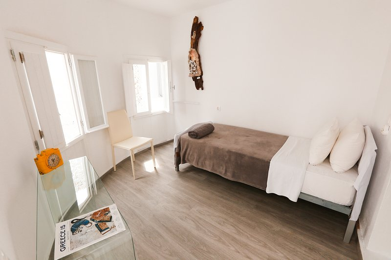Prima camera da letto, 1 letto singolo