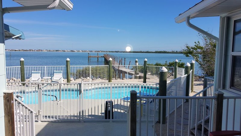 Barry Beach - Waterfront Beach House with Dock & Heated Pool!, holiday rental in Ramrod Key