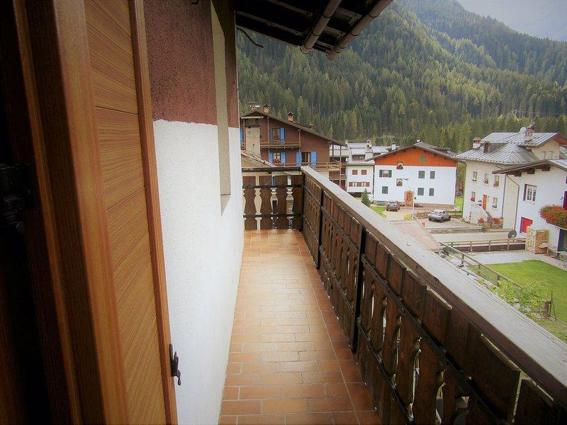 Appartamento Dolomiti, holiday rental in Saviner di Laste