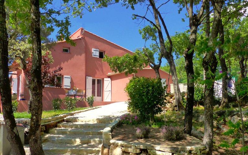 Gite Margot - Swimming pool, very peaceful, holiday rental in Bras