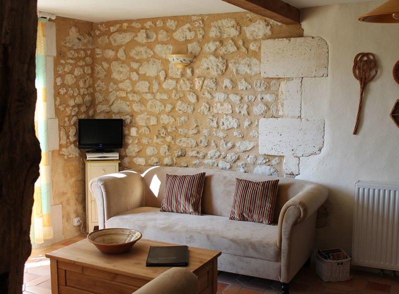 Les Jolie Arches, Le Manoir de Longeveau, holiday rental in Saint-Paul-Lizonne