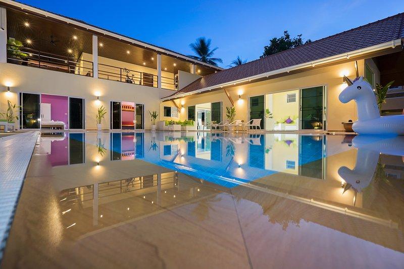 VILLA BY EMILY Leam Sor Koh Samui, vacation rental in Laem Set