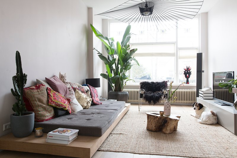 Stylisch • Sunny • Cosy home. Between the beach and Amsterdam, holiday rental in Bloemendaal