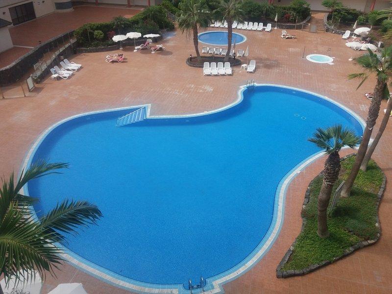6 persons luxury apartament in los gigantes, holiday rental in Acantilado de los Gigantes