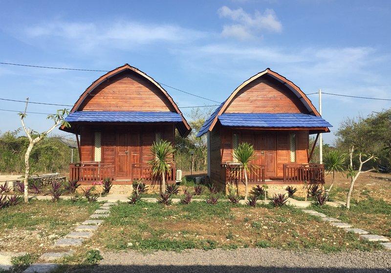 Tanah Penida Bungalow 1, holiday rental in Sakti