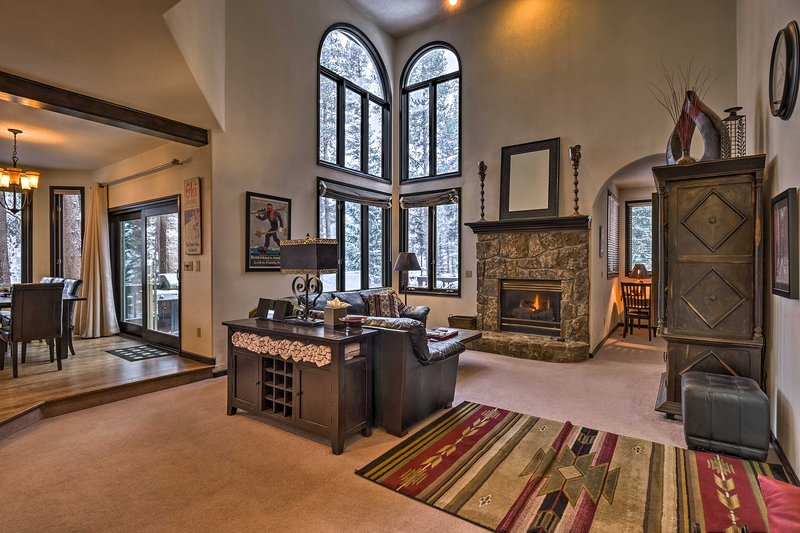 Have a memorable Rocky Mountain getaway at this 4-bed vacation rental home!