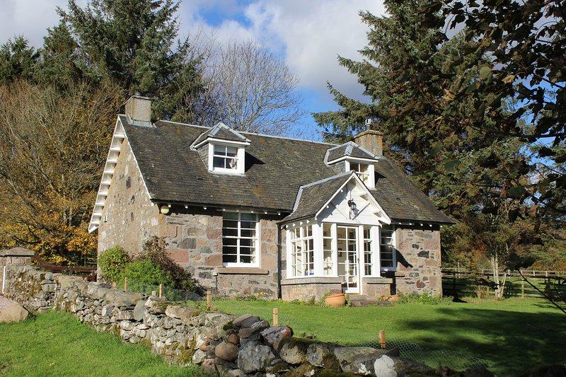 Loch Cottage, vacation rental in St. Fillans
