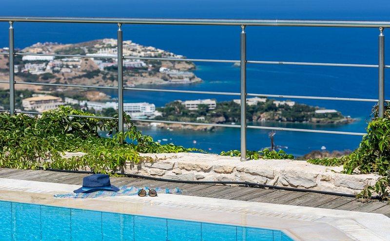 Villa Hara, vacation rental in Agia Pelagia