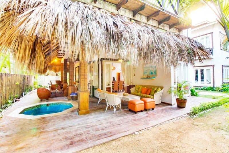 Villa Maranata, holiday rental in Las Terrenas