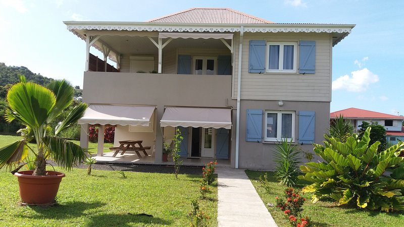 Amazing studio near the beach, holiday rental in La Pagerie