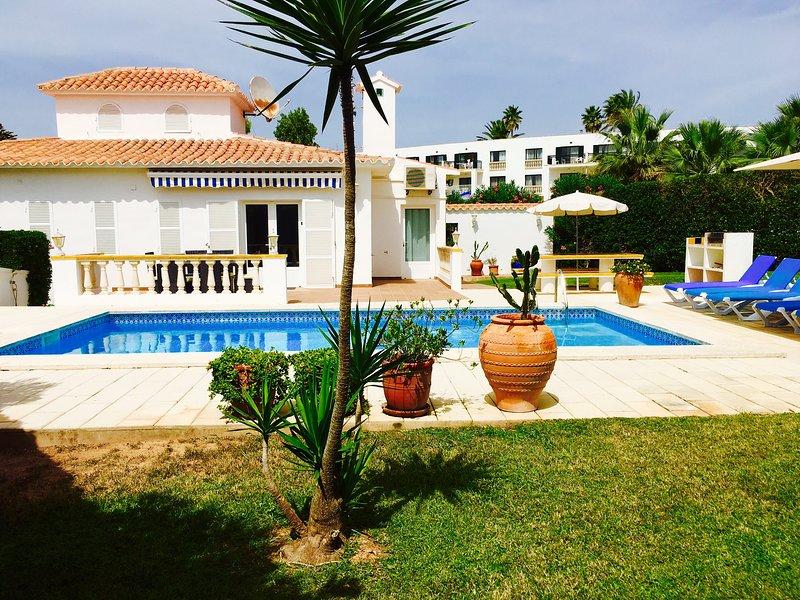 Villa 11 Es Canutells, vacation rental in Binisafua