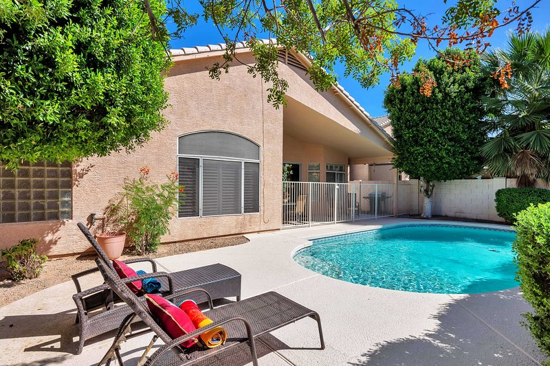 Découvrez tout ce que Phoenix a à offrir de cette maison de location de vacances!