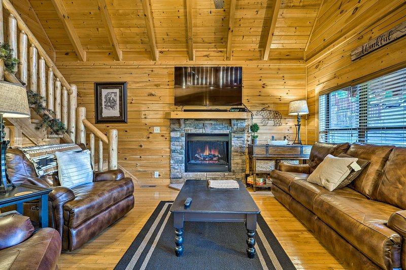Passez votre prochain voyage à Sevierville au «Big Black Bear Lodge».