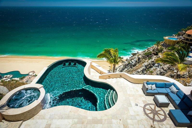 Profitez de la vue pittoresque en bord de mer que vous offre la Casa Buena Vida!