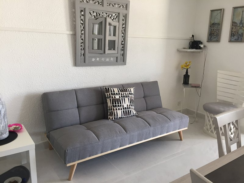 Apartment sleeper couch