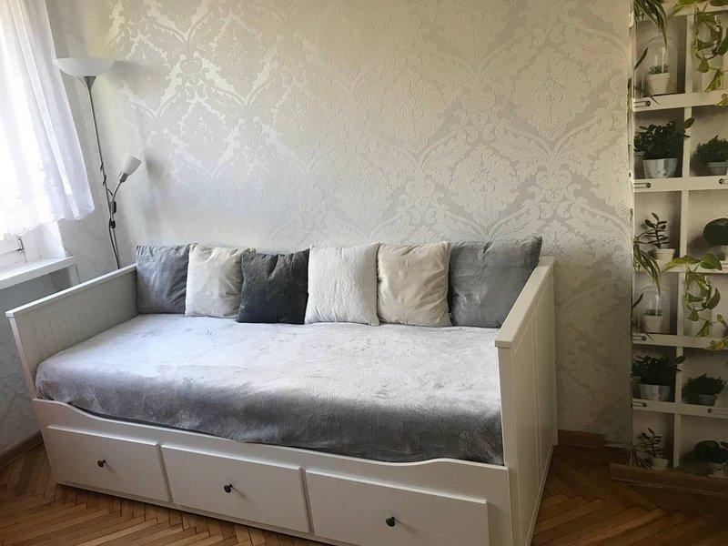 Leśne - 4 people apartment, vacation rental in Kuyavia-Pomerania Province