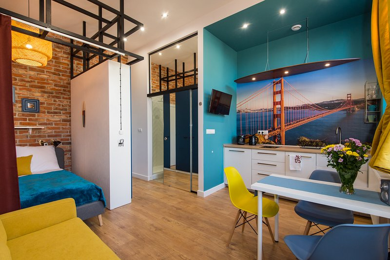 Bliss Apartments San Francisco, casa vacanza a Greater Poland Province