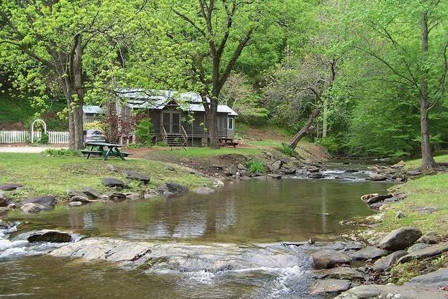 Creekside Mountain Cabins, vacation rental in Ranger