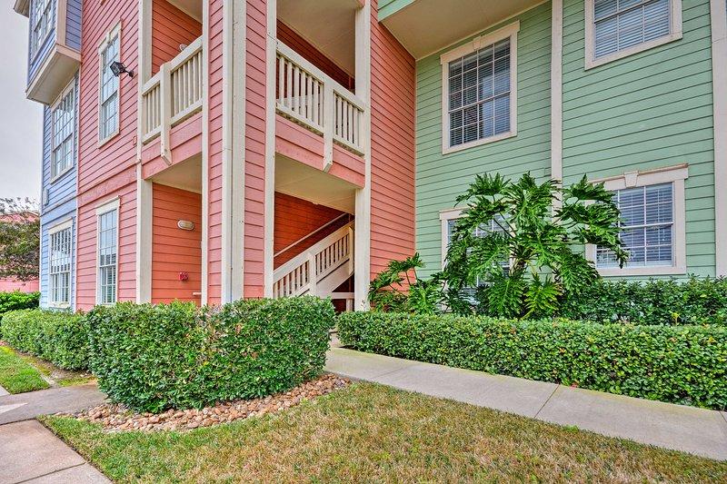 ¡No puedes vencer a esta última casa de vacaciones en Galveston!