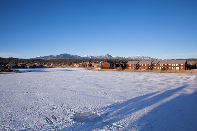 Pagosa 1 Bedroom in the mountains with Golf, fishing, swimming you name it!, holiday rental in Pagosa Springs