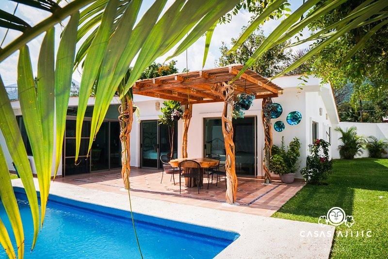 Casa Primavera, alquiler de vacaciones en San Juan Cosalá