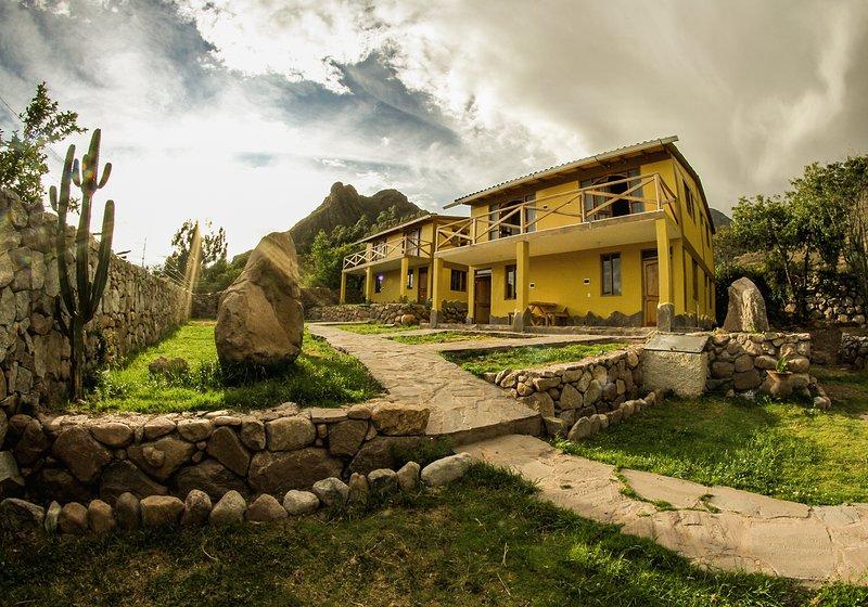 Nachos House, Bungalows, Urubamba-Cusco-Peru