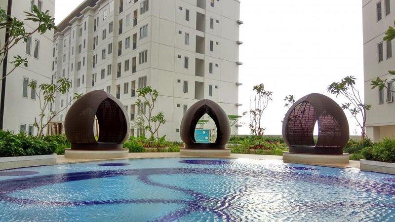 Apartemen Bassura City, holiday rental in Jakarta