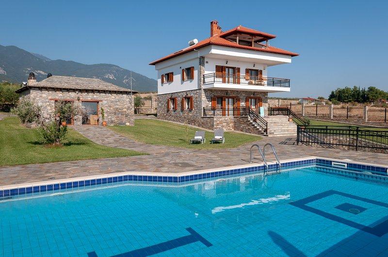 Villa Olympia, holiday rental in Olympiada