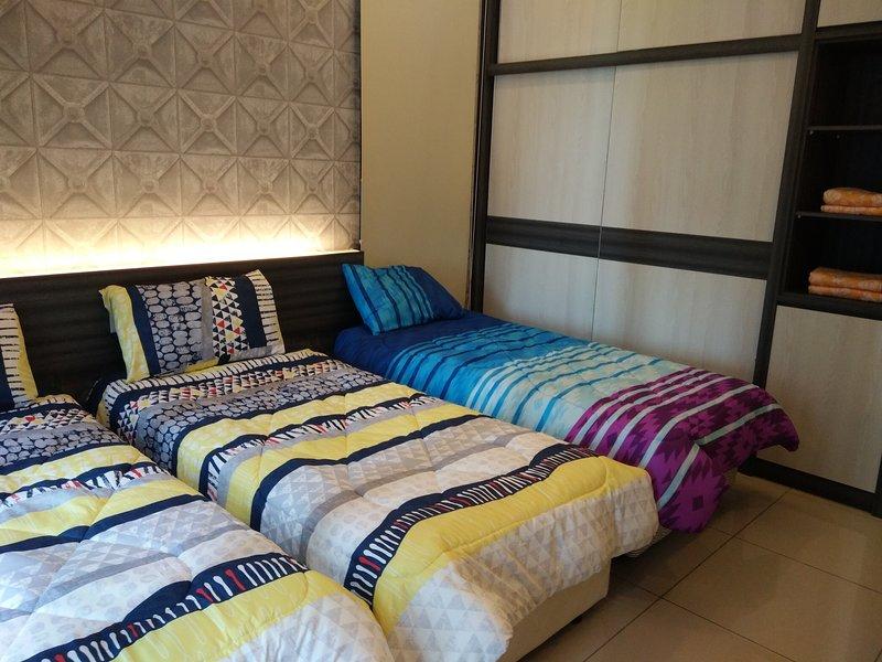4pax Cozy home 8min to Jonker Walk, Free Wifi, alquiler de vacaciones en Bemban