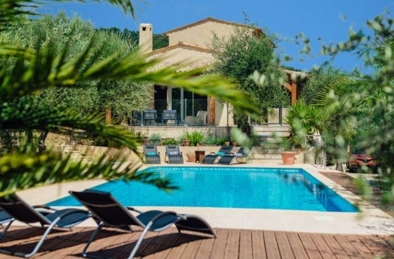 Villa Marcia, vacation rental in Peymeinade