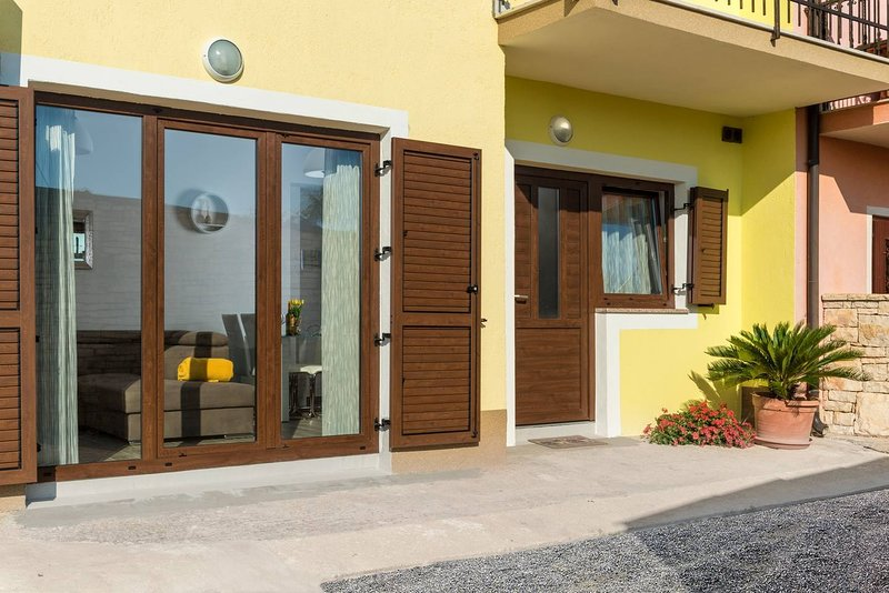 Apartment Paradisso, holiday rental in Barbariga