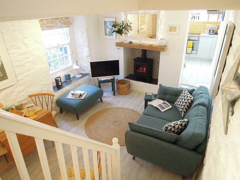 Figgy Cottage | St Ives, vacation rental in St Ives