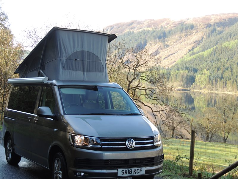Four Seasons Campers Vw Campervan Hire Scotland Updated